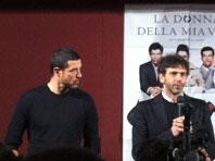 La conferenza stampa del film