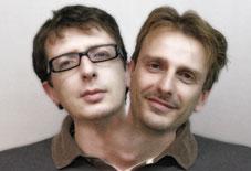 Umberto Mauri e Dario Alesani