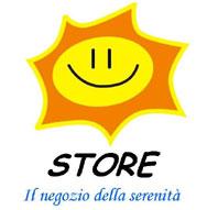 Il logo del Sunshine Store, la linea di abbigliamento del motto