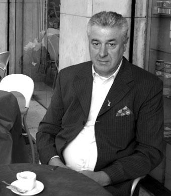 Gian Francesco Menani, candidato per la Lega Nord a sindaco di Sassuolo