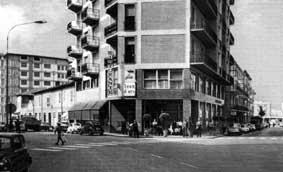 L'hotel di Sassuolo dove alloggiava Badalamenti