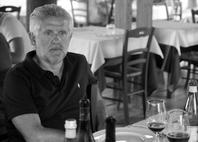 Ferruccio Giovanelli, sindaco di Sassuolo per l'allora PDS tra il '92 e il '95