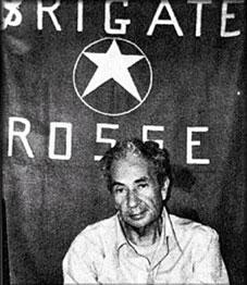 Aldo Moro nel covo della Br