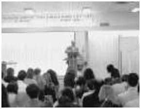 Immagine di repertorio della Sala del Regno dei Testimoni di Geova