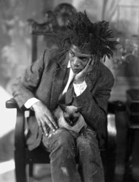 Jena Michel Basquiat, uno dei padr del graffitismo americano