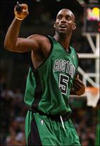 Kevin Garnett, dei Boston Celtics (foto designdp)