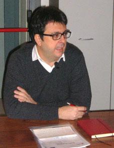 Flavio Tranquillo, voce di Sky Sport, è intervenuto al progetto Dialogue