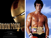 Iron Man e Rocky