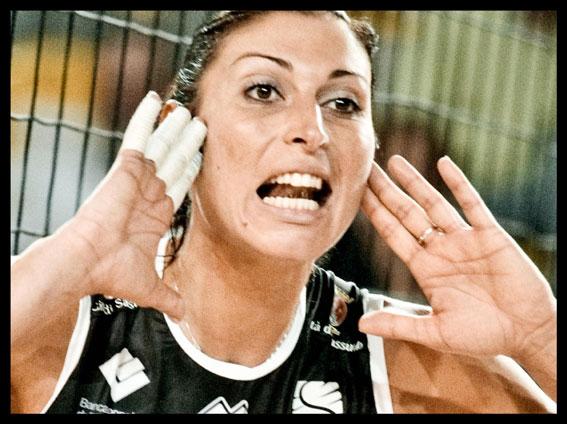 Manuela Leggeri (foto da sassuolovolley.com)